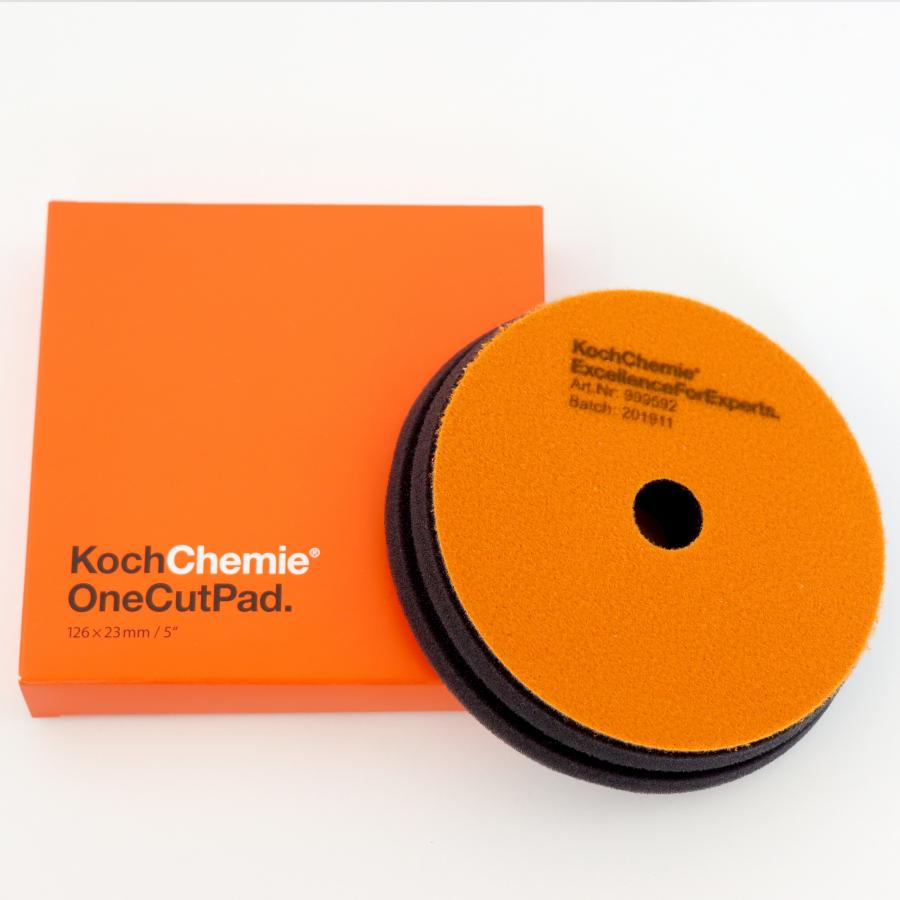 KochChemie one cut pad 126mm