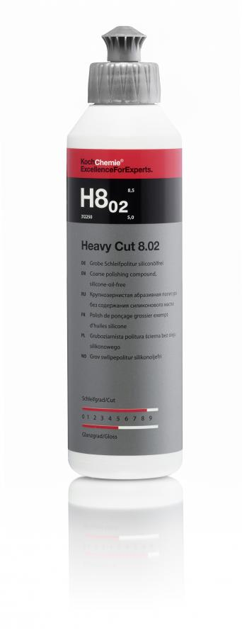 Koch Chemie Heavy Cut H8.02 250ml Hrubá brusná politura