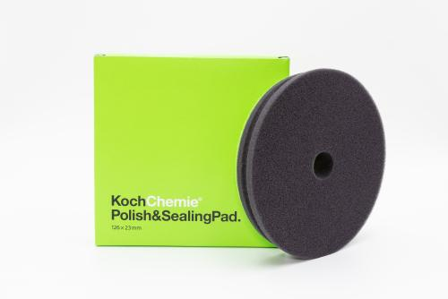 KochChemie Polish & Sealing Pad finish kotuč 126mm x 23mm